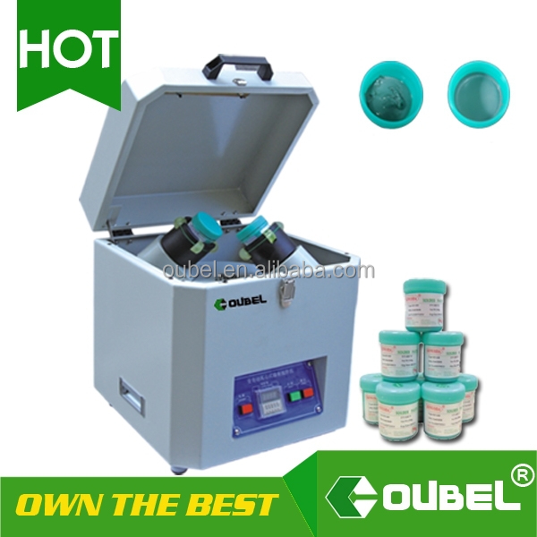 obsmt Time adjustable high viscosity paste mixer/ industrial paste mixer/ solder paste mixing machine