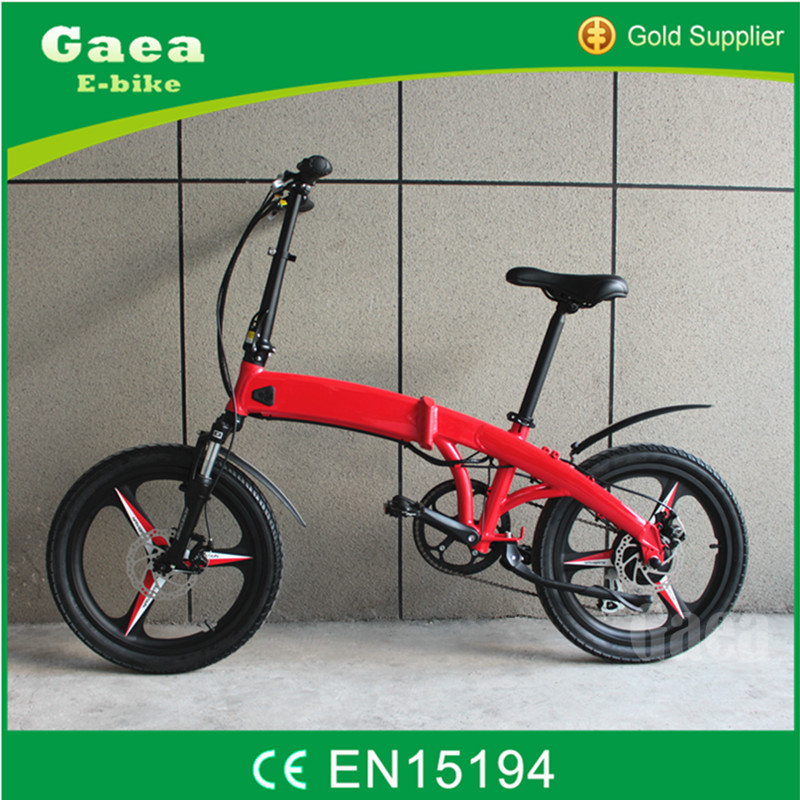 Low price Best e cycle electric bike/bicycle foldable 2017 chinese/china newest green power mini folding ebike