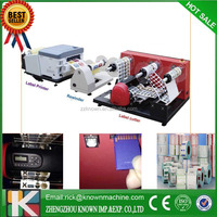Blank Label Die Cutting Slitting Machine with Rotary Die-cutting Station / label cutting machine / label cutter