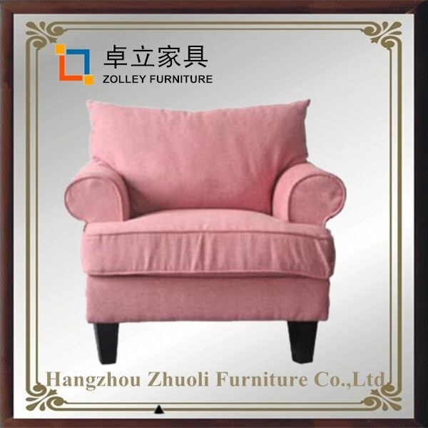 Outdoor Furniture fabric Single Armchairs fancy Sofa Furniture