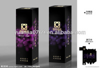 High quality wine packaging box for sale