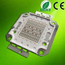 Custom make 10W 20W 30W 50W 100W UV IR COB LED for plant growth light