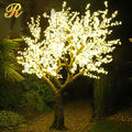 Christmas led garden light tree