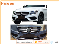 2014-2015' Year new Hot sale Mercedes W205 AMG front bumper body kit for W205 AMG OEM standard