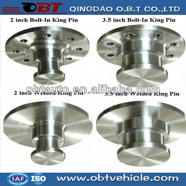 Volvo 3.5 inch Assembly bolt-in king pin