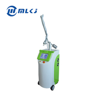 Best fractional co2 laser machine vaginal rejuvenation treatment rf co2 laser tube machine with CE approval