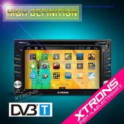 "Xtrons TD613AD 6.2"" Android 4.2.2 Multi-Touch Screen 2 din autoradio with WIFI Built-in DVB-T"