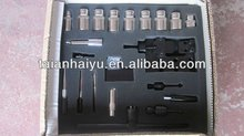 assembling tool kits for common rail injector.