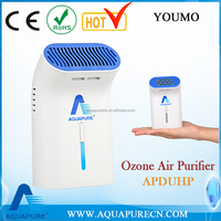 CE approved Powerful mini Ozone air purifier for leather odor removal