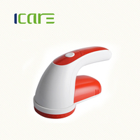Rechargeable lint remover machine with charging cord and brush/electric ball lint remover