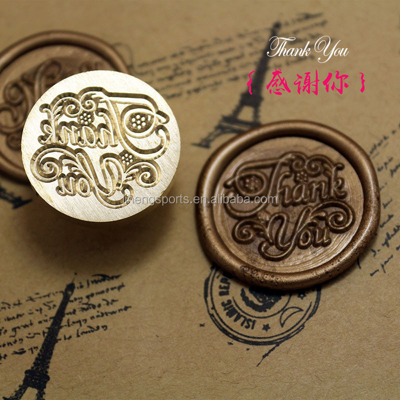 Custom Design Paraffin Wax Seals Stamp lable,FOR YOU,MISS YOU,GOOD LUCK,LOVE