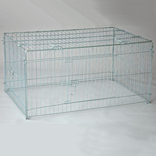 Ventilative Portable Cheap indoor rabbit cages