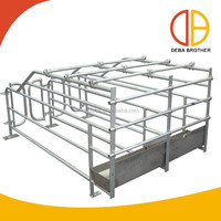 Poultry Farm Cage Gestation Crate