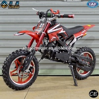off-road dirt bike 49cc kids in racing motorcycles