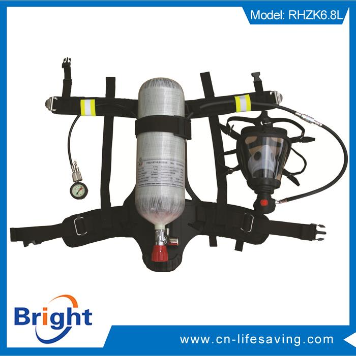 Professional air respirator/positive pressure apparatus made in China