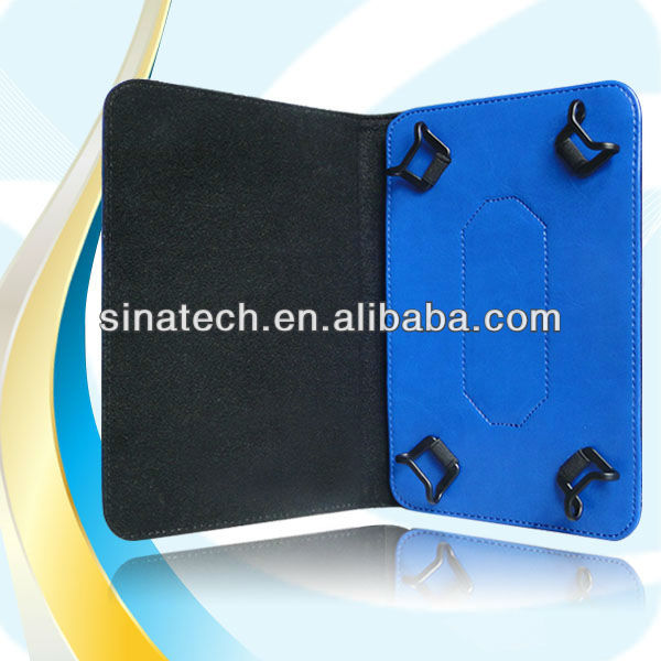 Universal tablet case for 7-8 inch touch pad,2013 new design.