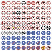 Buy road traffic safety signs and symbol in China on Alibaba.com