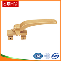 China Factory Low Price Lock Carbinet Handle