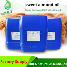 100% Natural And Pure Carrier Oil Organic Sweet Almond Oil Apricot Kernel Oil For Breast Enlargement