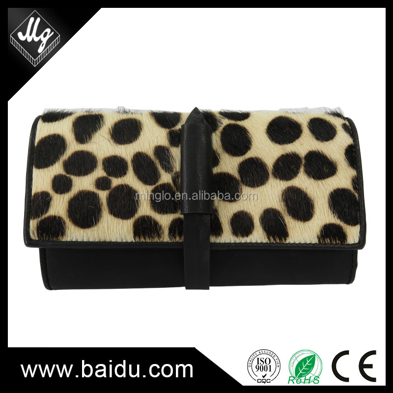 2016 wallet genuine leather