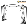 /product-detail/land-fitness-oval-tube-commercial-gym-equipment-land-ld-7024-cable-crossover-jungle-gym-equipment-60810681395.html