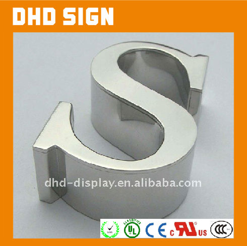 Free standing metal letters,metal letters logos