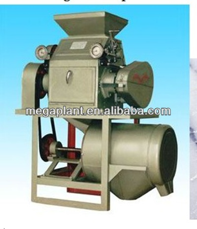 Automatic Wheat / Corn / Maize Flour Milling Machine for sale