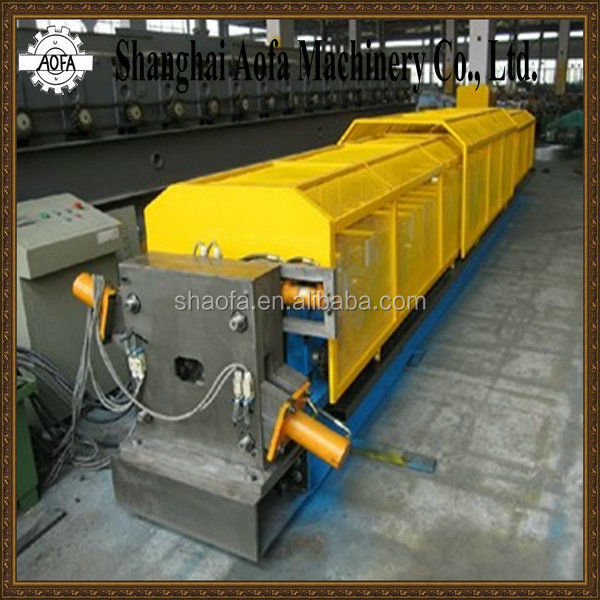 Down Spout Roll Forming Machine Color Steel Water Pipe Making Machine