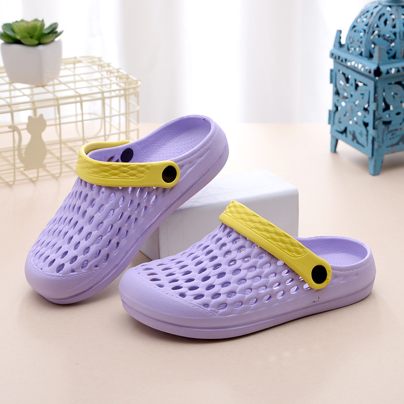 Injection EVA Clogs Beach Garden Shoes