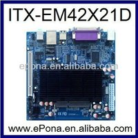 Intel ATOM D425 based Industrial Mini ITX motherboard