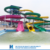 Hot selling Professional island water park for sale