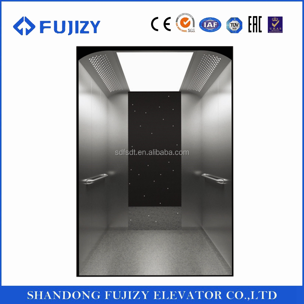 FUJI ZY Cheap Passenger Small Home Elevator Lift Residential Elevators Price with CE