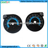 Custom 2D Polycarbonate Good Light Transmission Auto Car Speedometer Supplier