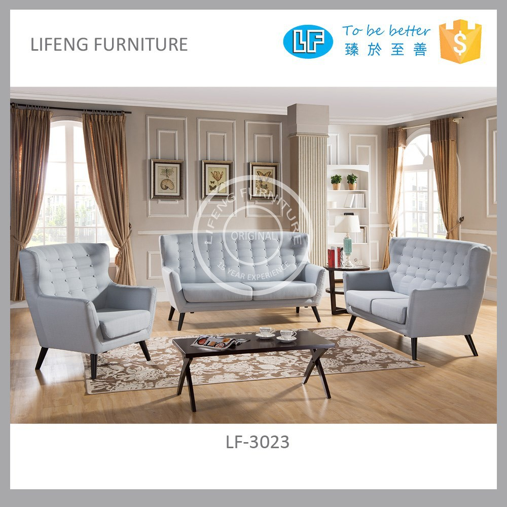 French style furniture sofa elegant living room furniture for Elegant living room furniture