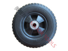 Pu rubber wheel-200x50 ligh weight foam filled tires