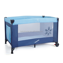 Easy install travel playpen,kid play cot,baby crib for wholesaler