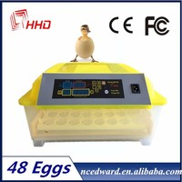Automatic Hatched seedlings Strong resistance Fish Egg Incubator 48 eggs for sale