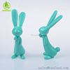 Creative Cute Cartoon Plastic Rabbit Design Ball Pen for Students