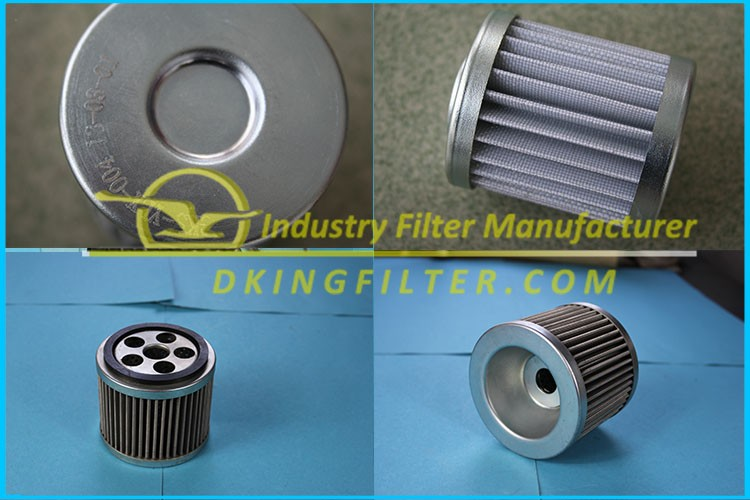 D.King lube oil filter element for industrial Hydraulic oil filtration system