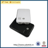 2014 NEW Design 10000mAh slim universal portable mini power bank for samsung sonny blackberry htc