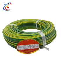 Best quality 500v 4mm2 silicone rubber wire cable 6mm silicone heat resistance round wire