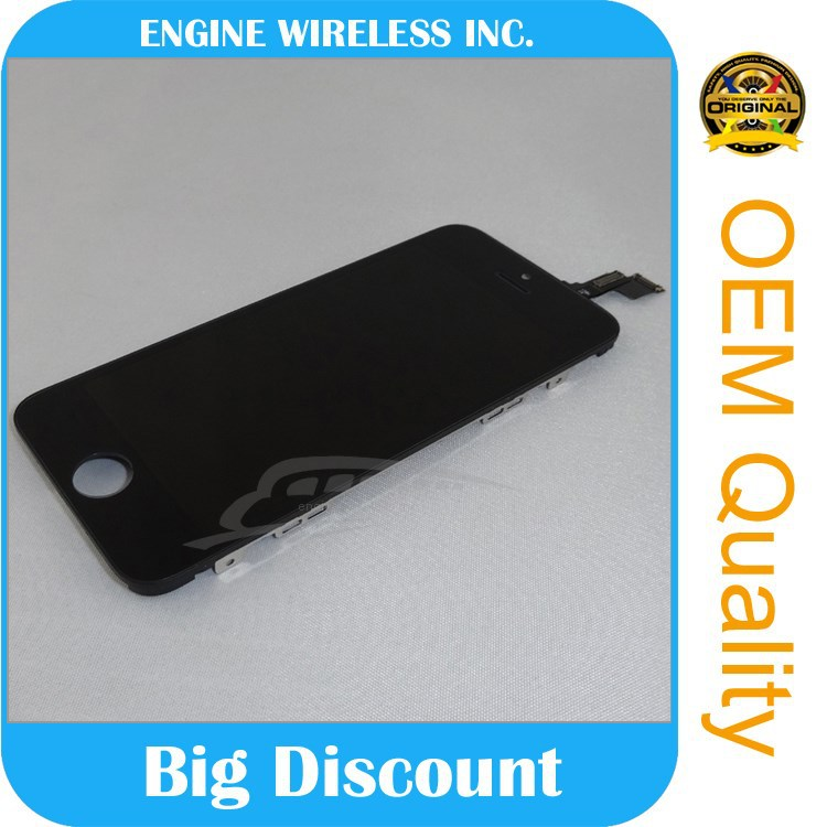 repair parts for cellular phone for iphone 5c lcd digitizer assembly