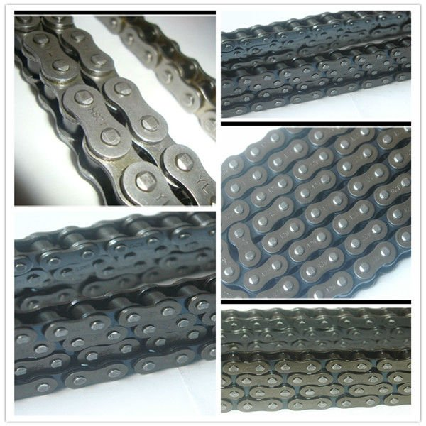 CD70 motorcycle parts 420-104L motorcycle chain and sprocket