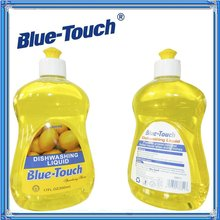 New Brand Blue Touch Dishwashing liquid - 500ml - Lemon