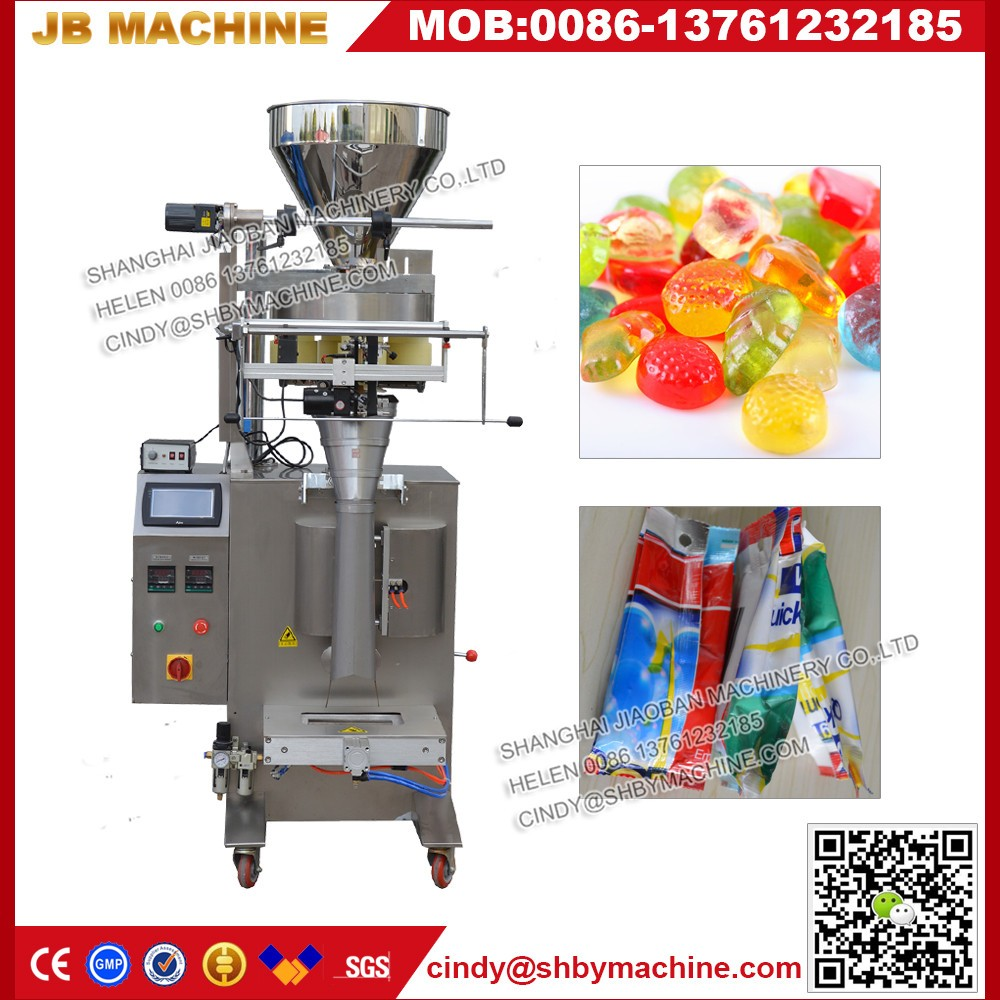Shanghai Yanban JB300K jumbo bag 1000kg 500kg packing machine for Ice Cream/Cake/Candy/Fresh Fruits {