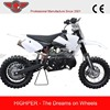 50cc Gas Powered Motorcycle (DB501A)