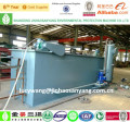 DAF oily water separator dissolved air flotation machine