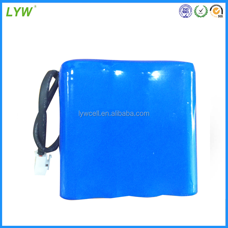 Customized 5v 8000mah lithium battery pack for LED light LED jacket