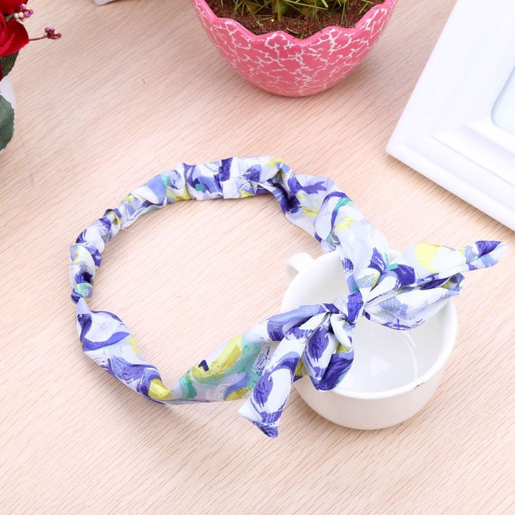 Good performance standard size 2016 hot sale baby hair accessories flower
