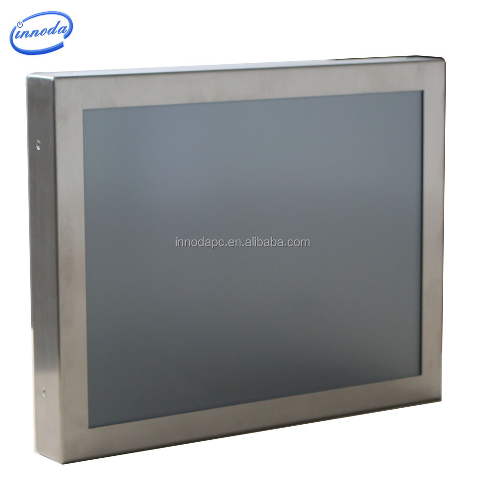 Factory Customized Stainless Steel 1024x768 Resolution Cheap LCD Monitor